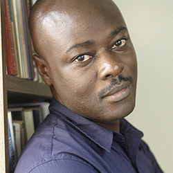 Helon Habila Photo